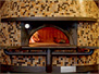 Wood-fired Oven from Italy at Ah'Pizz