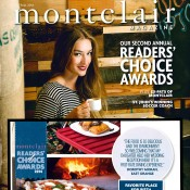 2014 Reader's Choice Awards Best Pizza in Montclair NJ