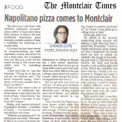Montclair Times June 2010