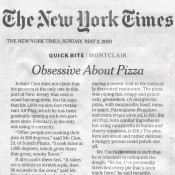 The New York Times May 2, 2010